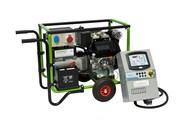 Бензиновые генераторы с двигателями HONDA и STRATTON